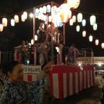 【碑文谷公園 盆踊り2017】毎年恒例の祭り、今年の日程は?屋台や去年の様子をご紹介