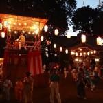 駒繋神社のお祭り、納涼盆踊り大会2015年の日程は?