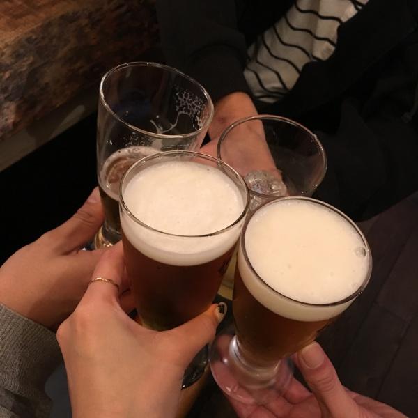 幹事の乾杯